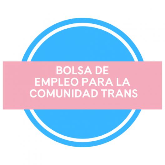 Bolsa de Empleo para la Comunidad Trans