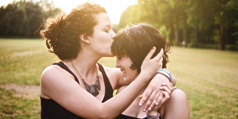 Lesbian mingle
